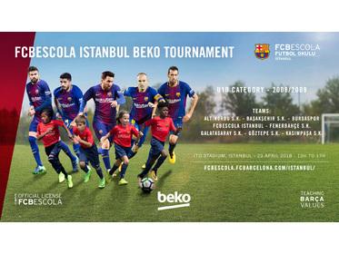 FCBEscola Istanbul BEKO Tournament