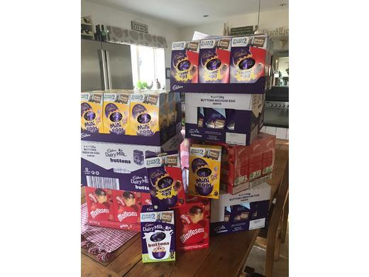 Early Easter Egg Donation