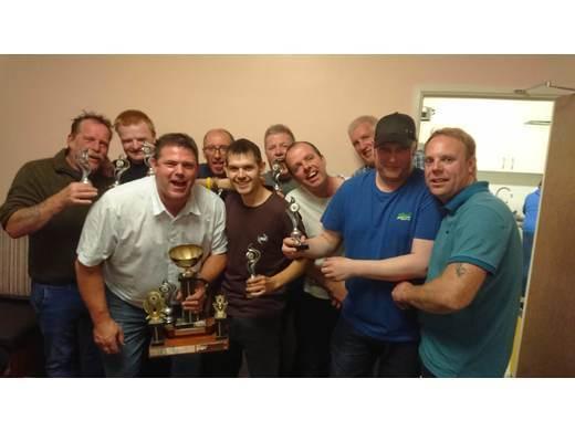 Reservists Div A Champions