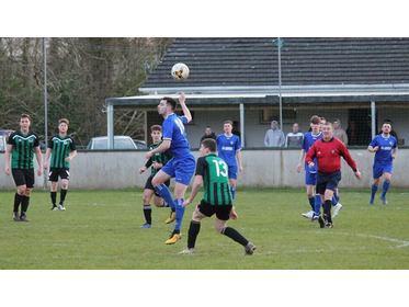 Conn Rangers v Ballina Town B 31/03/19
