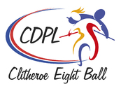 Clitheroe & District Pool League Logo