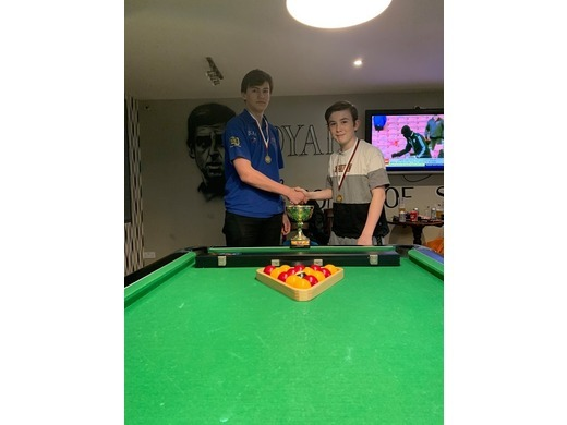 2019 YOUTH SINGLES FINALIST - ETHAN REEVES & OLIVER KNIGHT