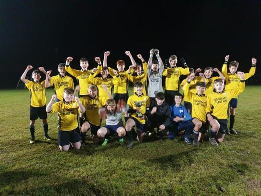 Lyre Rovers U13 - 2019 U13 Premier League Champions