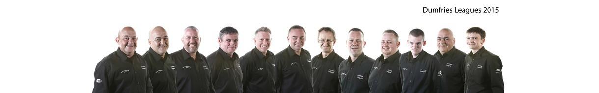 Dumfries & Galloway Seniors Snooker
