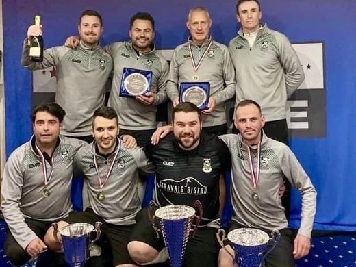 2019 NCL Champions - Kingdom of Fife