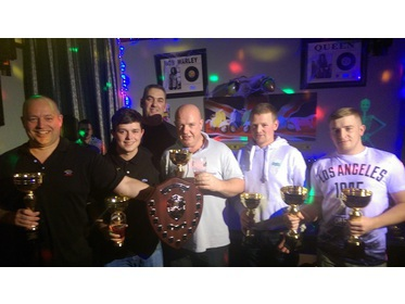 Billington A - Division One Winners (Summer 2014)