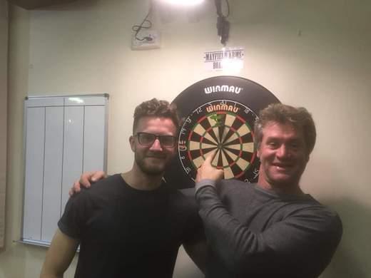 B.G.B. Duo Win Men's Doubles