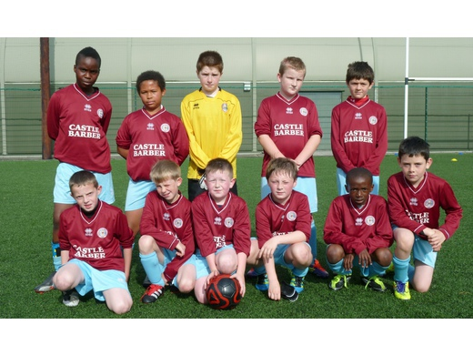 U11 Vikings 2011-12