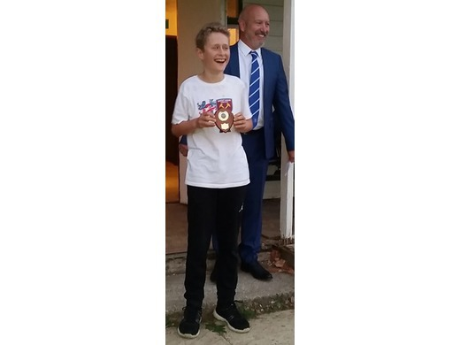U13 Player of the Season