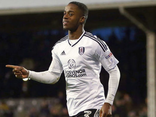 Ryan Sessegnon LW LB Overall Rating 75 Potential 88 12M