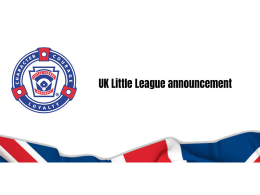UK Little League announcement