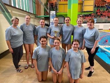 West Midlands under 14 girls 2019