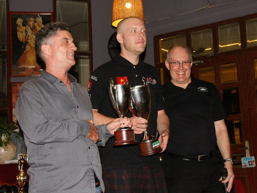 Saigon Pool League Finalists - All the Prize Winners, All the Entrants