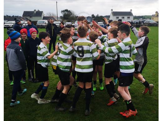 Lyre Rovers - 2019 SuperValu WCSL U12 Cup WINNERS