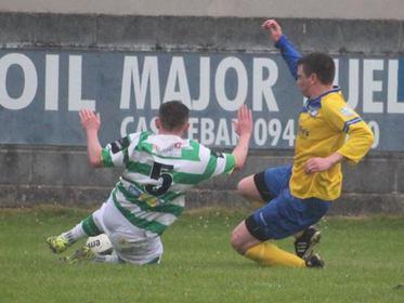 Castlebar Celtic v Achill Rovers