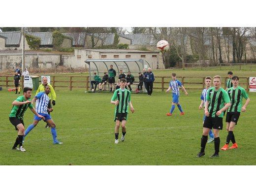 Ballina Town 2 v 0 Ballyheane Westaro Cup