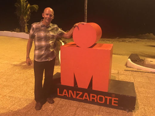 Ironman Lanzorote May 2017 Race Report