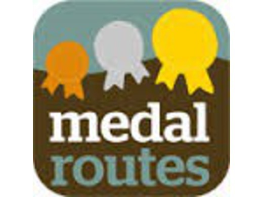 Medal Routes