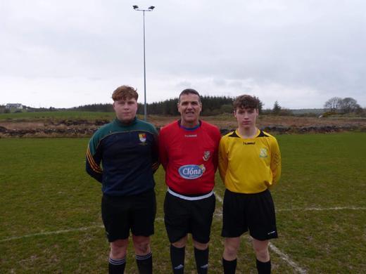 Lyre Rovers v Ardfield U16 Cup semi-final - April 2018