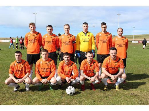 Straide & Foxford United 3-2 winners v Iorras Aontaithe