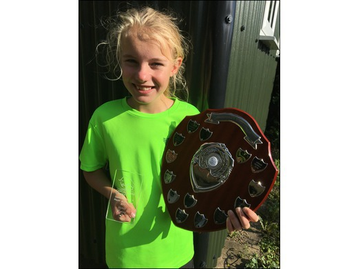 Oxfordshire Girls U11 Player of the Season