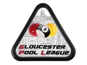GLOUCESTER POOL LEAGUE - Logo
