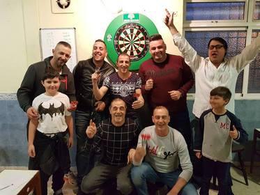 Glacis ASA - Div 2 Champions 2017/18