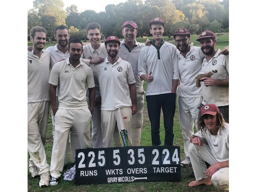 Fields victorious in Title push, Camel edge Sovereign in thriller