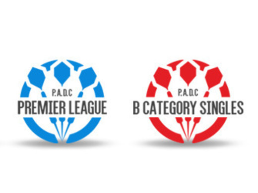 PADC PREMIER LEAGUE & SINGLES B' CATEGORY