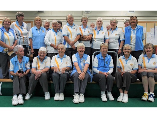 LADIES INDOOR BOWLS - BULLETIN 1