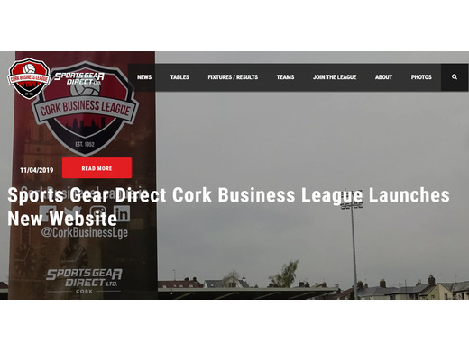 We Have Moved - New Website @ CorkBusinessLeague.ie