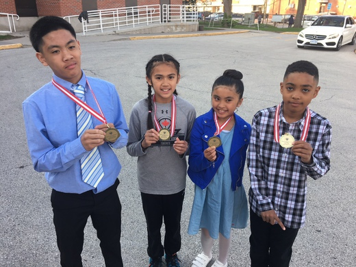Filipino Canadian Kids dominates 2018 Knight of Columbus Provincial Free Throw Championships