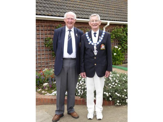 John Bellamy and Colin Healy