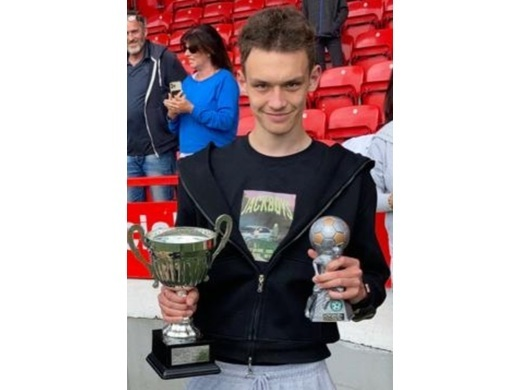 Will Feldman (Maccabi Mcr 3rd) - Young Player of the Year