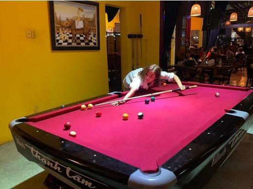 EVITA LADIES 8-BALL TOURNAMENT - 24th October