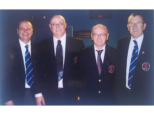 SB&SRA referees at Home Internationals: Prestatyn 2012
