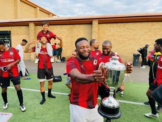 Universal secure 2020 SUFL League title