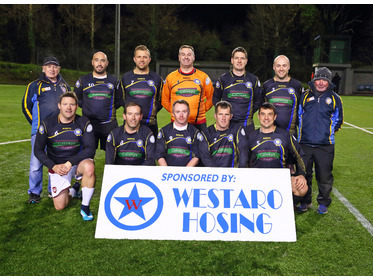 Achill Rovers Masters Team