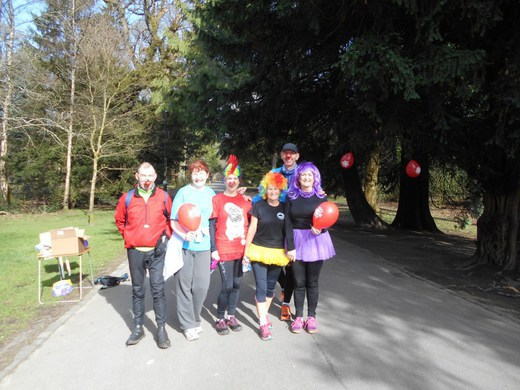 Red Nose Day Run 2017