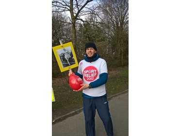 Sport Relief Mile 17th March 2018