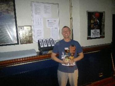 Division 2 Champion Carl Gamble