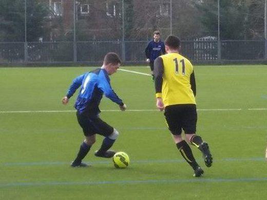 Willesborough Athletic vs. Iden Park
