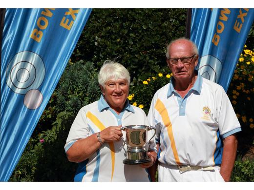 Deidre Norman & David Macaulay are the 2019 Champions