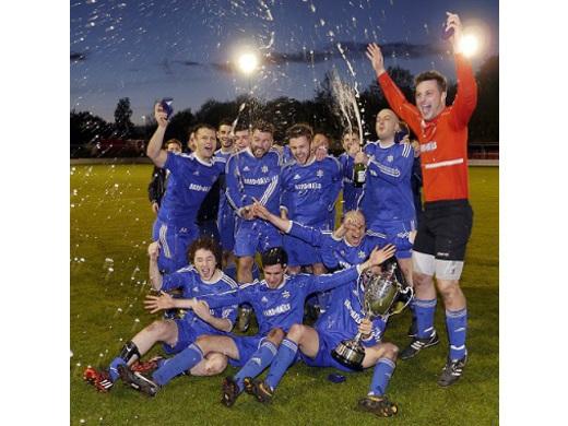 2014-15 Leeds Maccabi (Shonn Trophy Winners)
