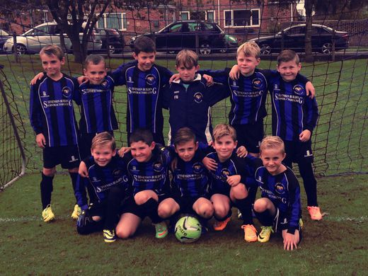 Severnside's Under 9's