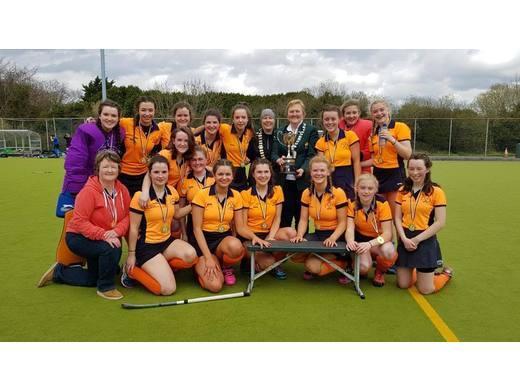 Athlone 1 Junior Cup Winners 2018