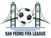 SAN PEDRO FIFA LEAGUE - Logo
