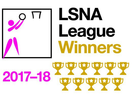LSNA Division Winners 2017–18