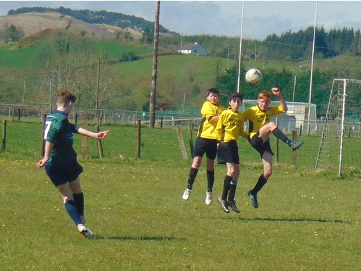 Bantry Bay Rovers v Lyre Rovers - U14 Cup - T Cronin - Apr 2018