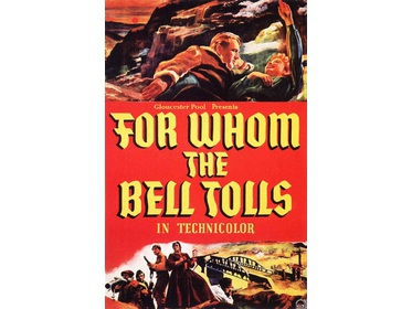 For Who The Old Bell Tolls